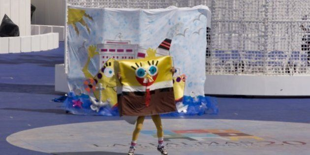 No Carnaval, todo mundo pode ser criança. Que