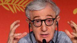 Em Cannes, Woody Allen só oferece uma coisa às acusações de abuso sexual: O