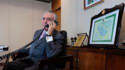 Alô? Temer bateu um papo com Macri... Mas era TROTE de uma rádio