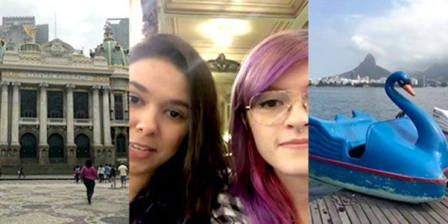 Ep7: Roteiro para um dia no Rio com Gabi Grativol e Thais