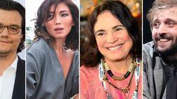 Os famosos que comemoraram e criticaram o impeachment de