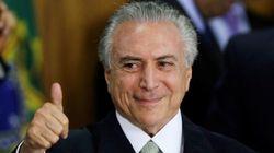 'Não fale em crise; trabalhe', diz Temer, em seu 1º pronunciamento como presidente em