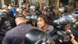 NYT: Repressão a protestos contra Temer na Rio 2016 questiona liberdade de