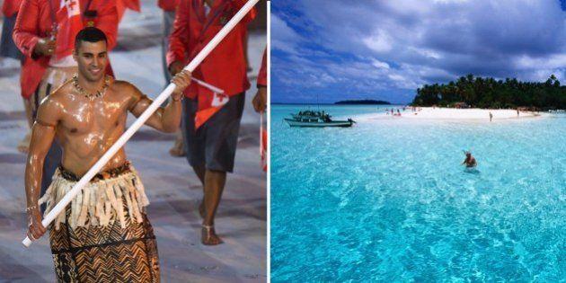 Conheça Tonga: Fotos do arquipélago causam tantos suspiros quanto o 'muso' da abertura da Rio