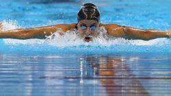 Disseram para Joanna Maranhão parar de nadar e...