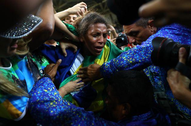 Rafaela Silva: Do racismo e depressão ao OURO olímpico na Rio