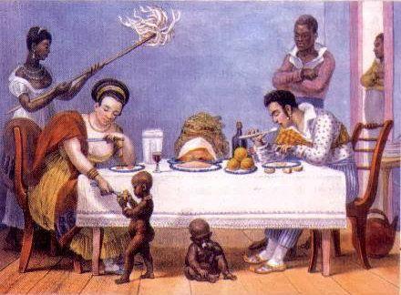 O dia em que os negros saíram da história do