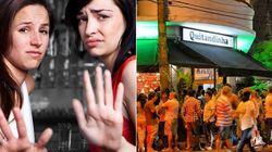 Foram precisos 3 posts, mas bar Quitandinha pediu desculpas às jovens assediadas em