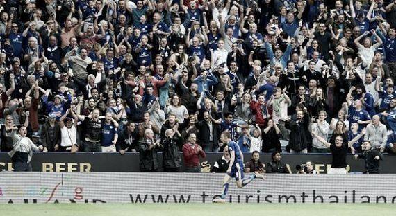 Não faltam razões para seguir acreditando no Leicester