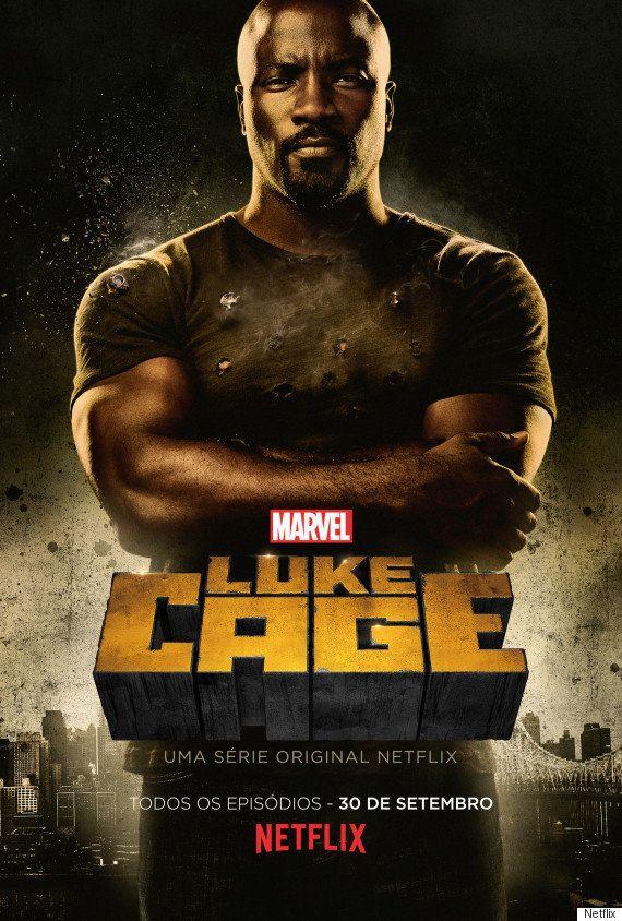 'Luke Cage': 'Herói de aluguel' da Marvel quebra tudo para proteger o Harlem em trailer