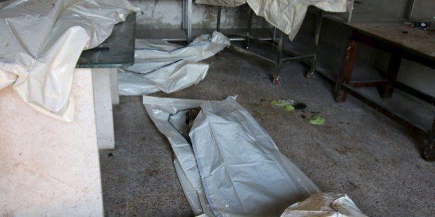 Mortes em massa em prisões na Síria são crime de 'extermínio', diz