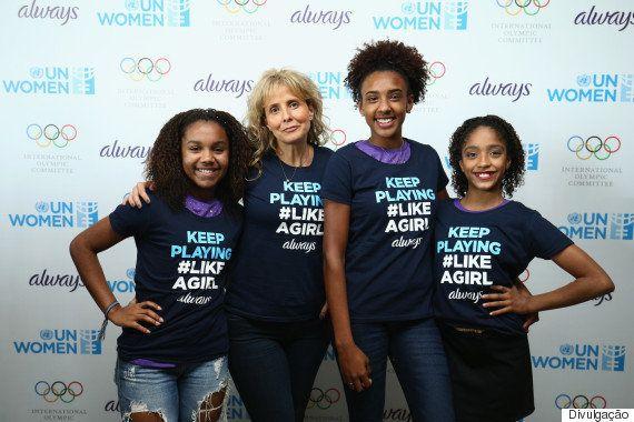 'Uma Vitória Leva a Outra': Always e ONU se juntam para empoderar meninas por meio do