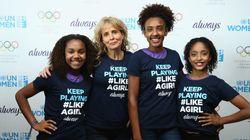 'Uma Vitória Leva a Outra': Campanha busca empoderar meninas por meio do