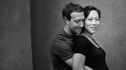 Mark Zuckerberg e Priscila Chan celebram primeira gravidez