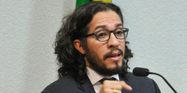 A Comissão de Direitos Humanos e Legislação Participativa (CDH) realiza audiência pública interativa...