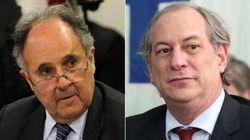 2018: Cristovam Buarque e Ciro Gomes disputam pelo PDT candidatura a