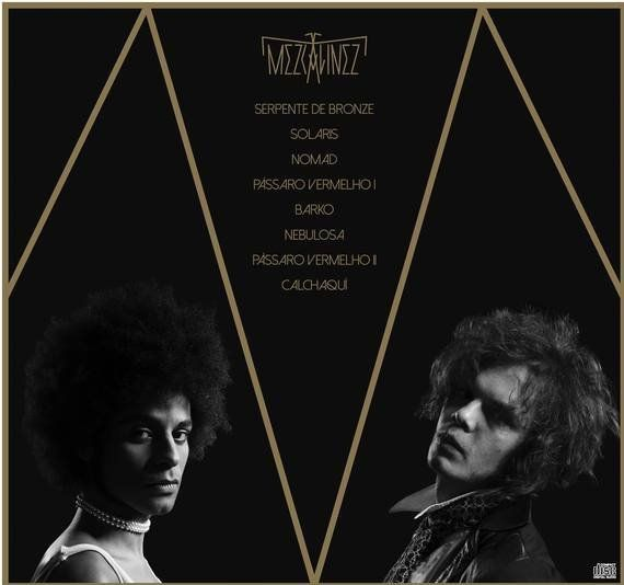 Quarta do blues-rock com lançamento do primeiro álbum do Mescalines