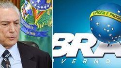 Marca do governo Temer foi escolhida por Michelzinho, de 7 anos, diz