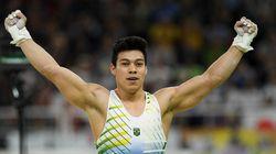 Brasil faz bonito na inédita participação de dois atletas na final da ginástica masculina