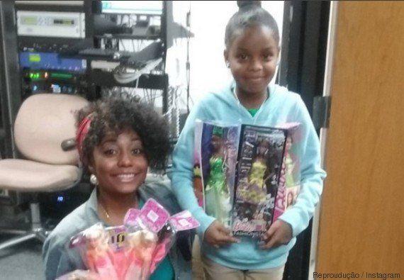 Projeto '1000 Barbies para 1000 Garotas': menina quer alegrar quem não pode comprar uma