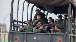 Terror: Soldado da Força Nacional é baleado na cabeça no Complexo da