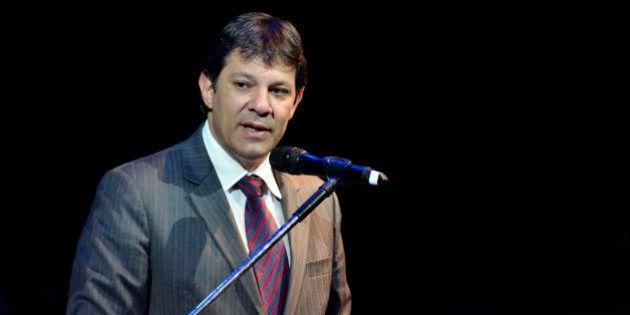[UNVERIFIED CONTENT] Prefeito de São Paulo Fernando Haddad participa do encerramento da III Conferencia...