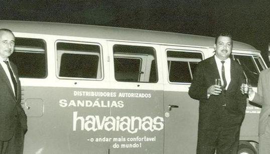 A fórmula da Havaianas para deixar o mundo aos seus