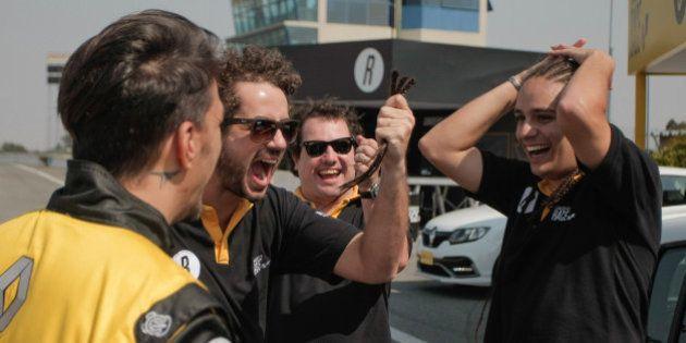 Adrenalina e um Resultado Sensacional na final da Sandero R.S.