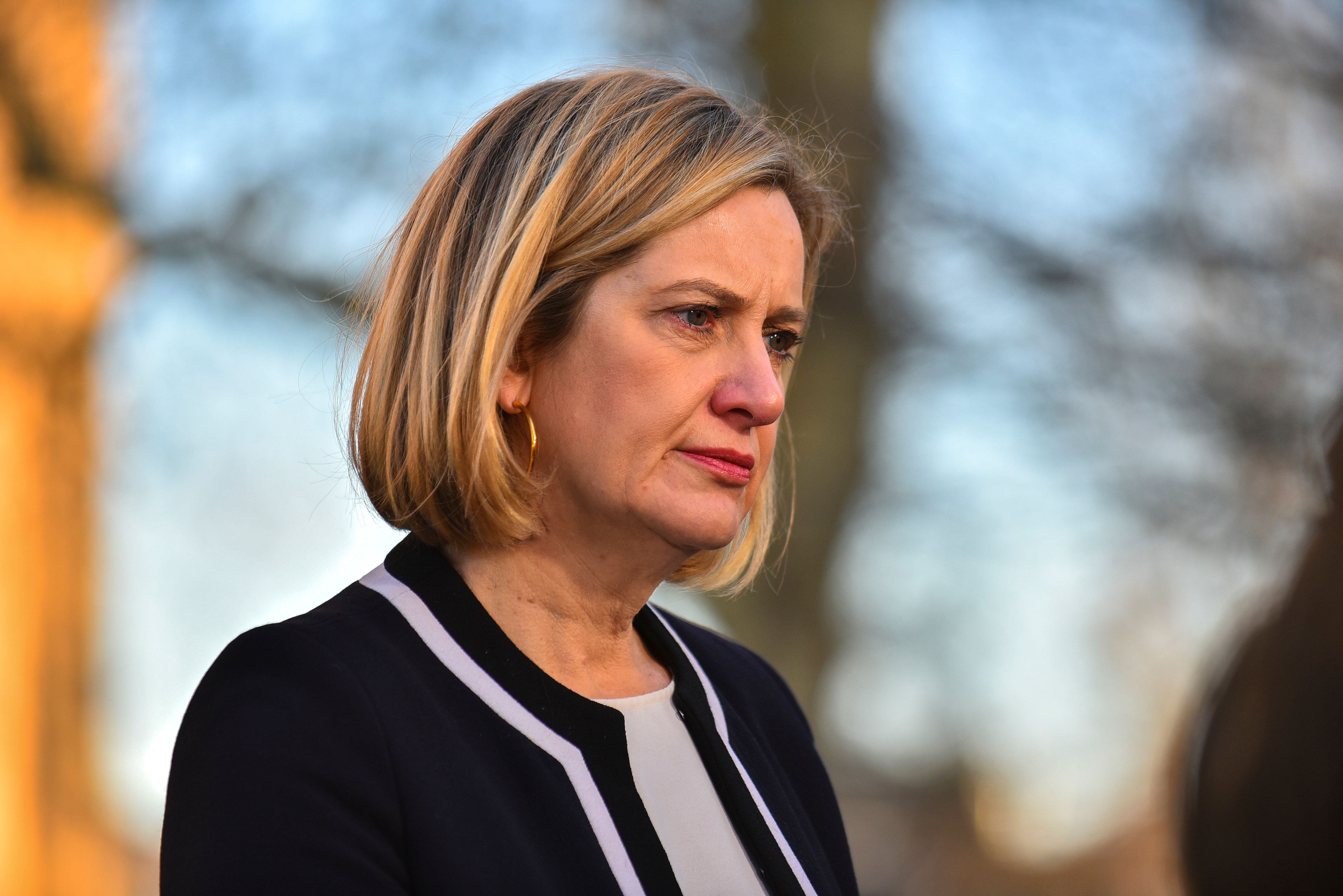 Government Benefits U-Turn As Amber Rudd Scraps 'Wicked' Two-Child Cap
