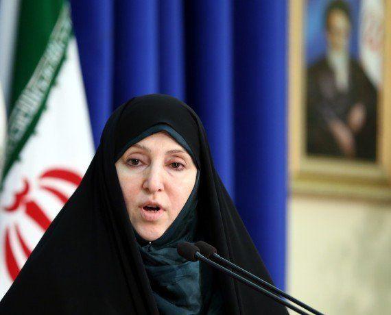 Pela primeira vez desde 1979, Irã nomeia uma mulher como