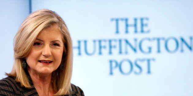 Arianna Huffington vai deixar o The Huffington Post para construir site de saúde e