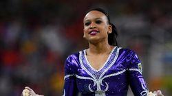 Rebeca é OVACIONADA, e brasileiros vaiam juízes na final da ginástica no