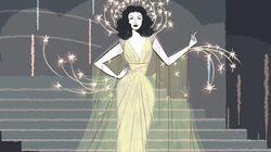 Google faz homenagem a Hedy Lamarr, estrela de Hollywood e inventora do