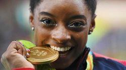 'Não sou o próximo Bolt ou Phelps. Eu sou a primeira Simone