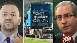 Com protesto de caminhoneiros, ministro evita críticas a