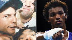 Acredite: Torcida cantou Mamonas para incentivar boxeador chamado