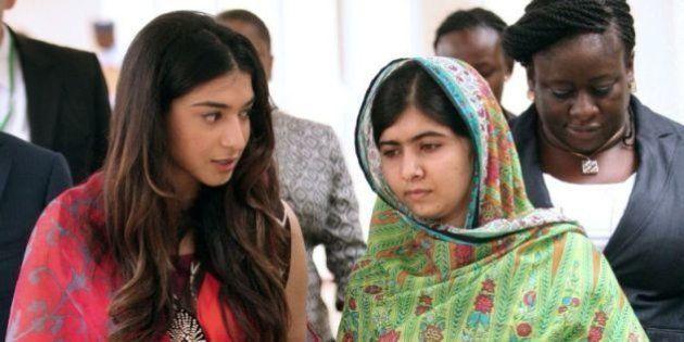 Você precisa conhecer Shiza Shadid, o braço direito de Malala
