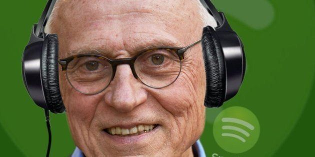Suplicy tem uma playlist no Spotify intitulada 'Nas ruas
