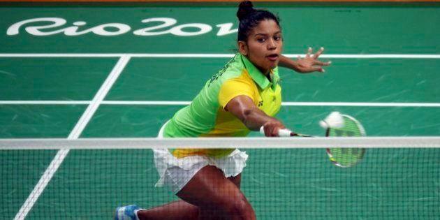 2016 Rio Olympics - Badminton - Women's Singles Group Play - Riocentro - Pavilion 4 - Rio de Janeiro,...