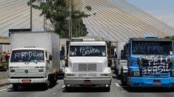 Contra o governo, protesto dos caminhoneiros ganha adesão em pelo menos 10