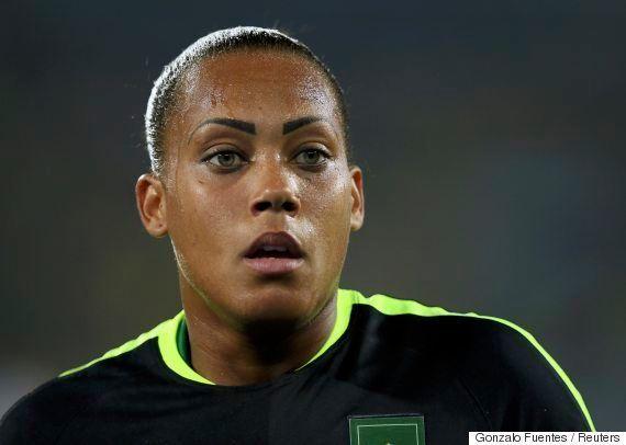 Autor de post racista contra Bárbara, goleira do Brasil na Olimpíada, diz que tudo 'não passou de uma