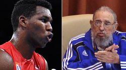 Cubano vence no boxe e dedica vitória aos 90 anos de
