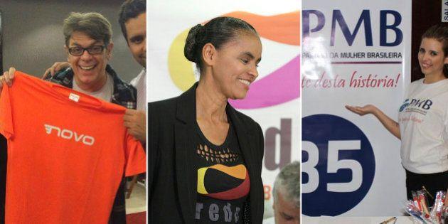 Rede Sustentabilidade, Partido Novo e Partido da Mulher terão mais 30 dias para filiarem novos parlamentares...