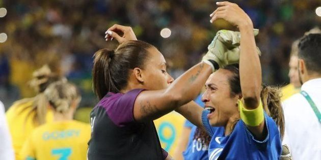 #ElasNaRio2016: Marta desvenda Seleção feminina: