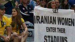 Comitê Olímpico ignora ordem e reprime protesto de iraniana por mulheres nos