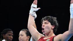 A um passo da medalha: Andréia Bandeira garante vitória brasileira no
