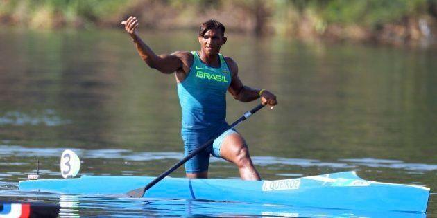2016 Rio Olympics - Canoe Sprint - Preliminary - Men's Canoe Single (C1) 1000m - Heats - Lagoa Stadium...