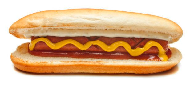 Gourmet Grilled Hots Dogs