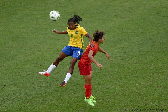 Formiga quer espaço para o futebol feminino: 'Troco tudo que conquistei pelo profissionalismo no