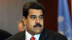 Maduro é denunciado por crimes contra a